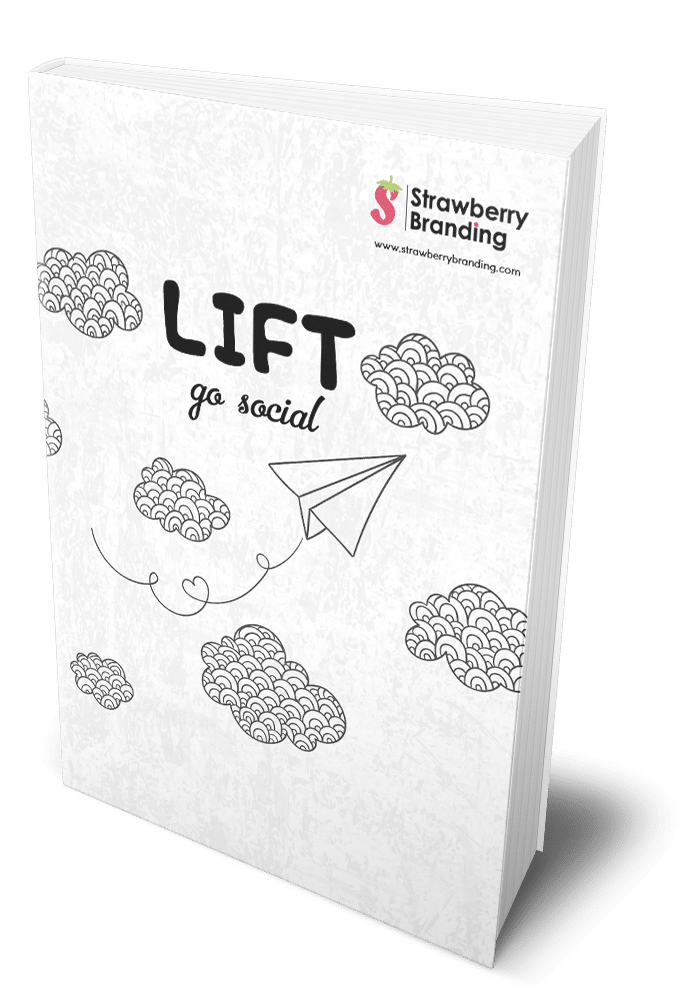 Strawberry-branding-use-LIFT-go-social