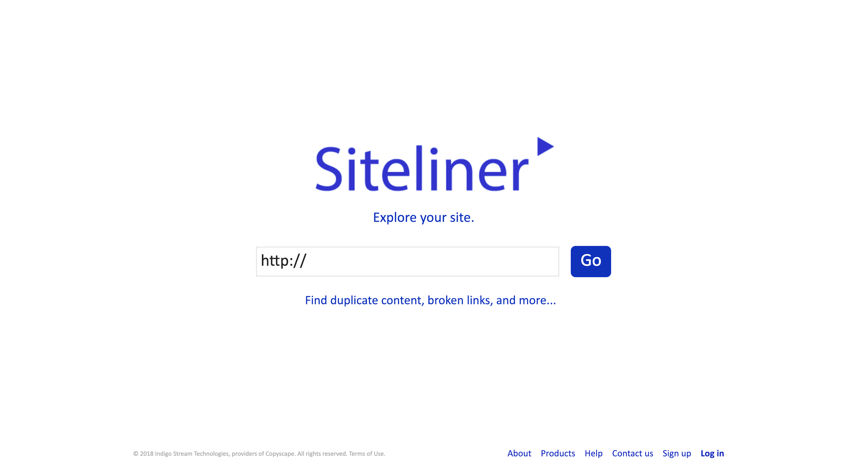 strawberry branding siteliner