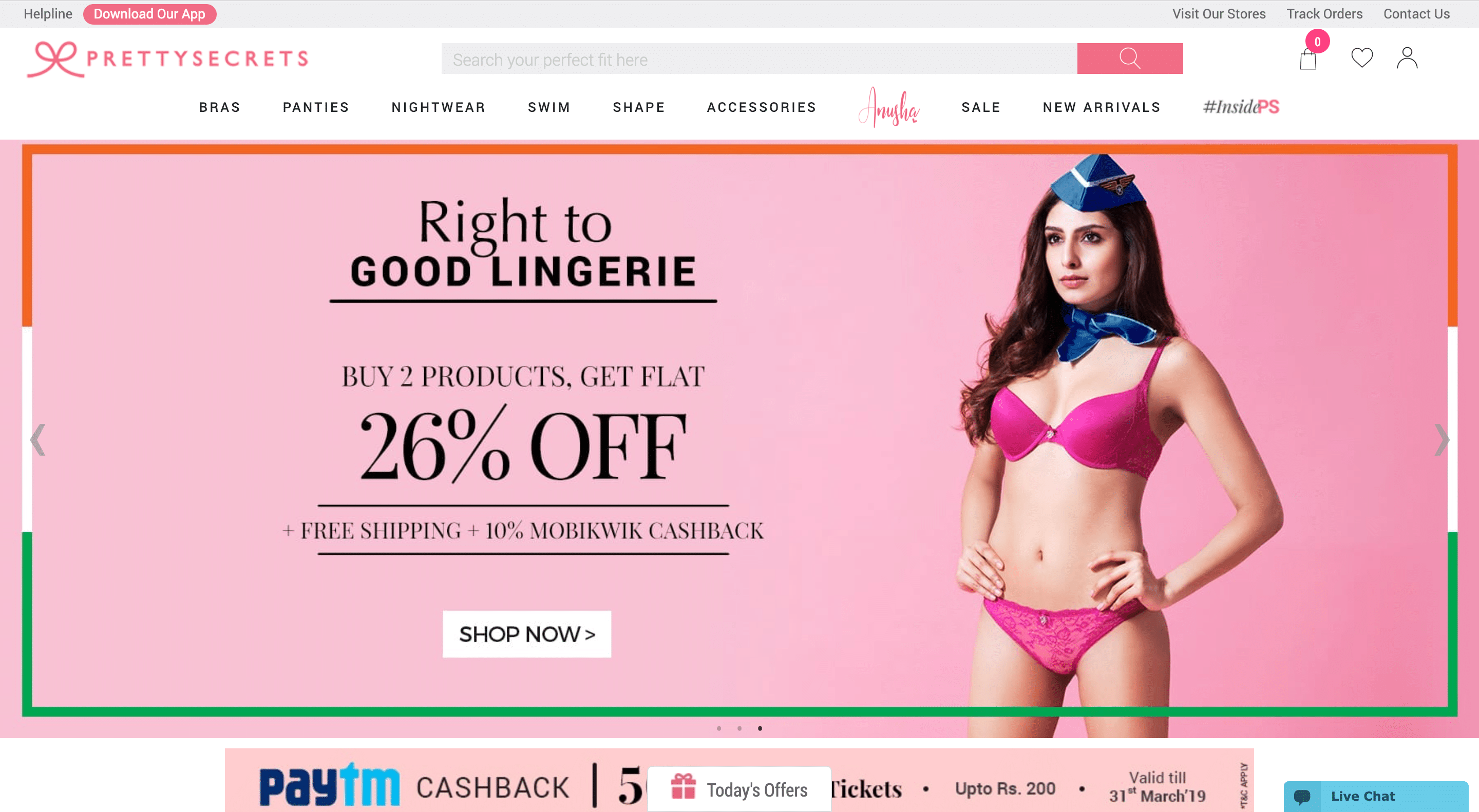 How Indian Brands are nailing the Lingerie Industry  7d6f15925