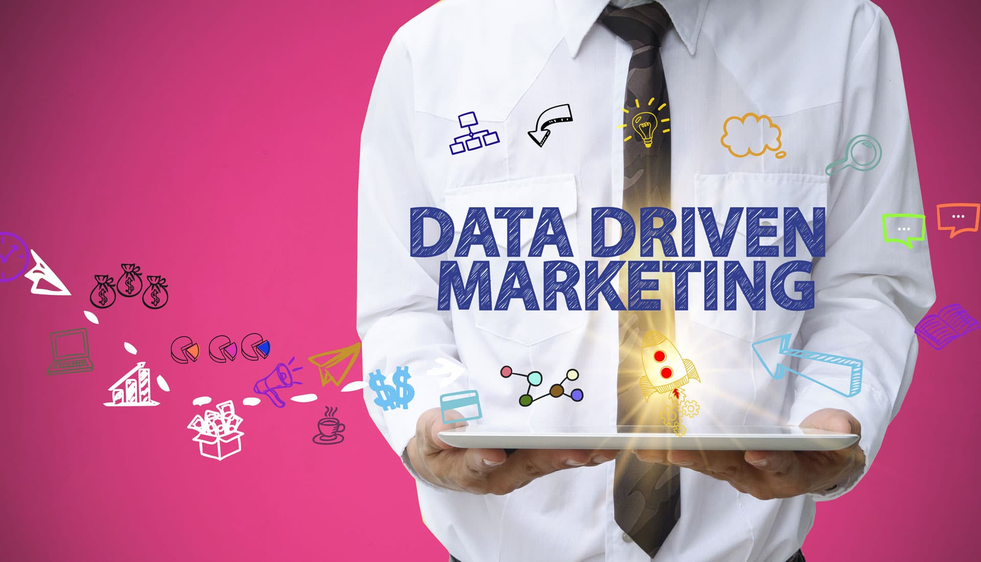 data driven marketing for brands